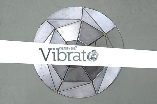 Sortie de résidence Vibrato - Jeudi 12 avril