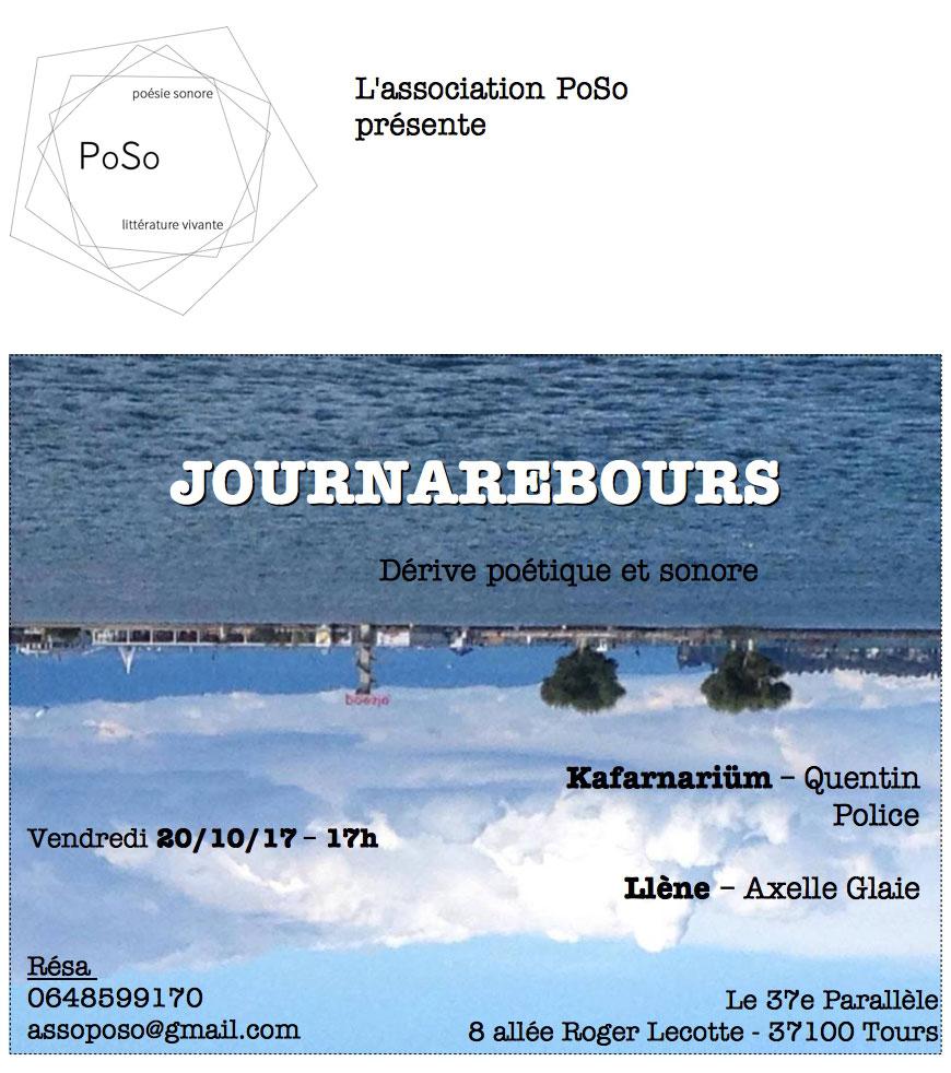 Journarebours au 37e//